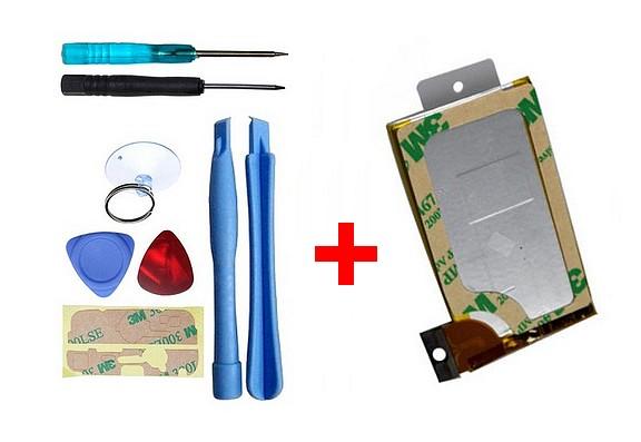 NEU-Li-Polymer-Nachbau-Ersatz-Batterie-Akku-fuer-iPhone-3G-Austausch-Werkzeug
