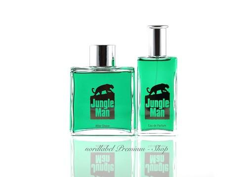 lr set jungle man parfum f r m nner herren duft parf m. Black Bedroom Furniture Sets. Home Design Ideas