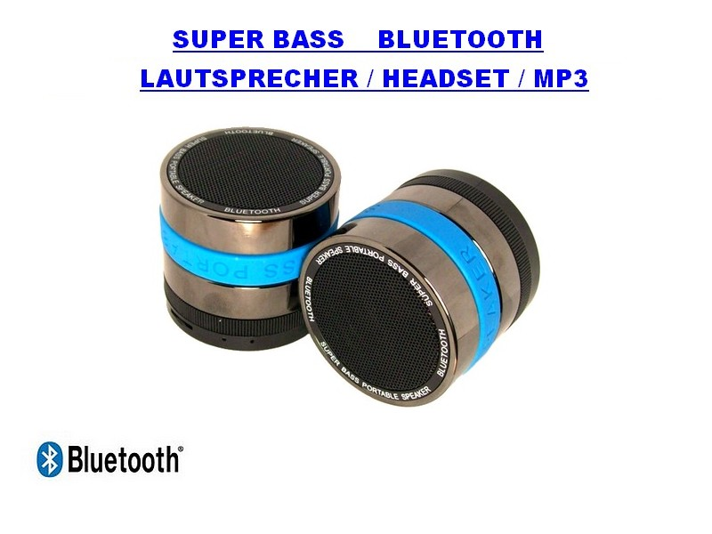 fass blau bluetooth mini lautsprecher headset. Black Bedroom Furniture Sets. Home Design Ideas