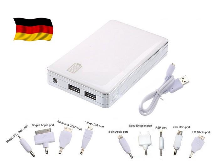 13600mAh-Weiss-Power-Bank-Externer-Zusatz-Akku-fuer-iPhone-5-5G-5S-3GS-4-4G-4S-5C