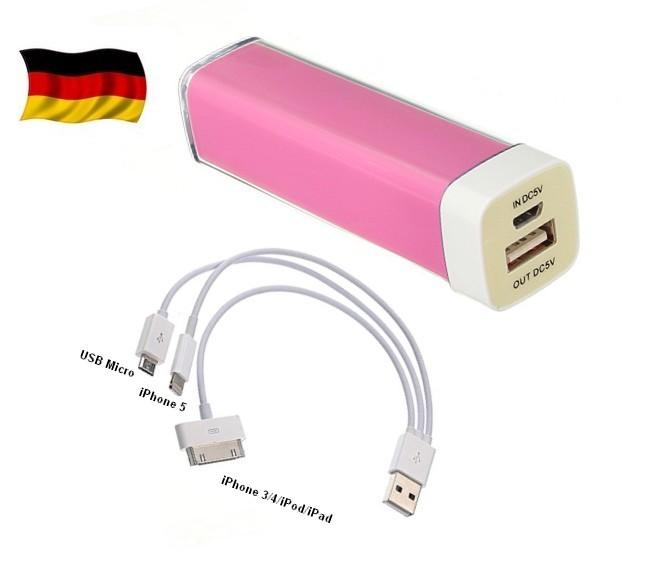 p-2600mAh-Pink-Power-Bank-Extern-Zusatz-Akku-fuer-Samsung-Galaxy-S4-i9500-i9505