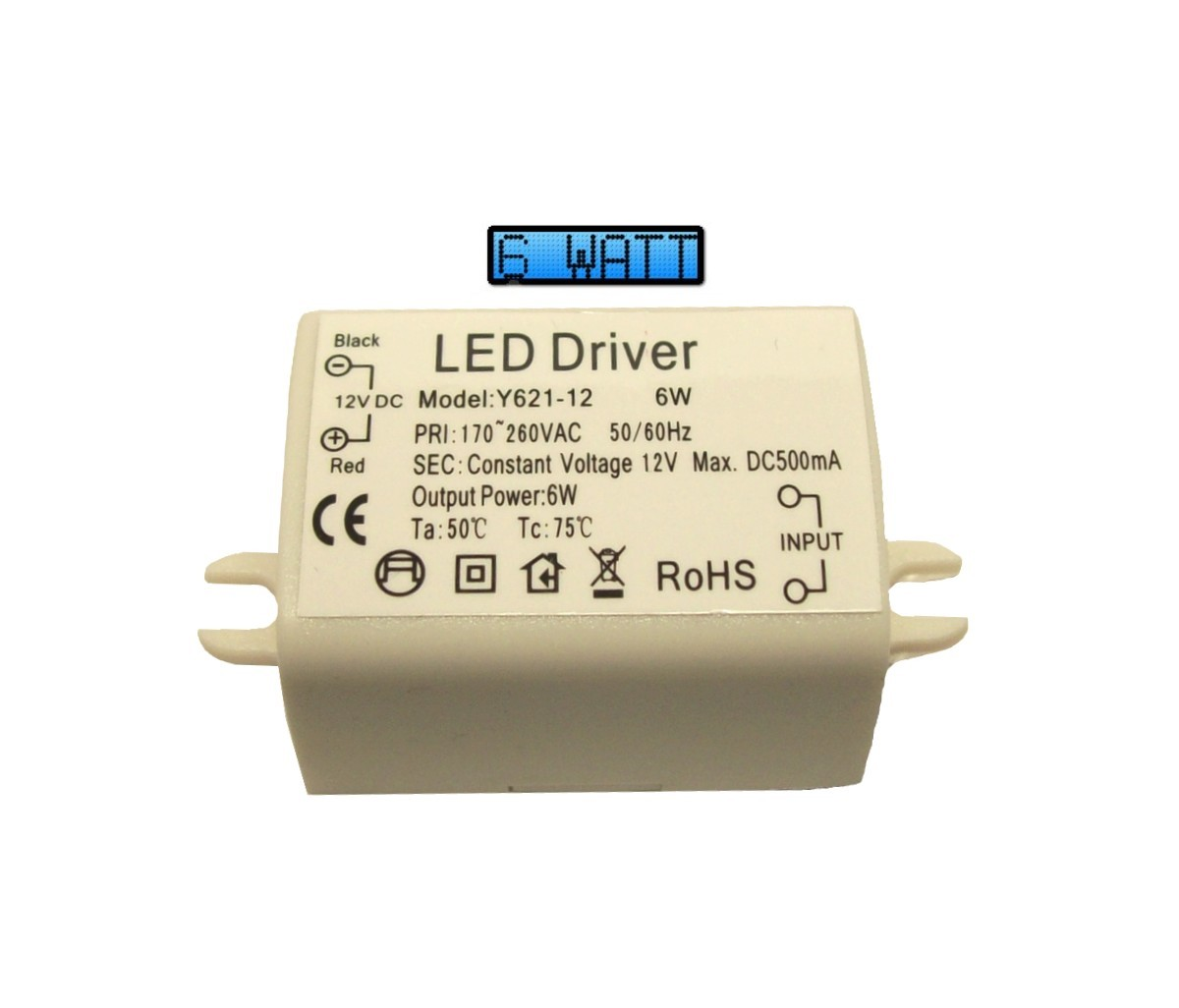 alimentation transformateur led driver dc 12v pour led. Black Bedroom Furniture Sets. Home Design Ideas
